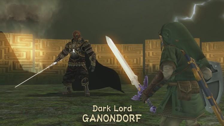 Dark Lord Ganondorf