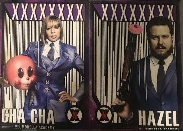 Hazel & Cha-Cha